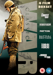 Classic War Collection (9 Film Box Set)