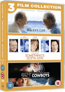 The Bucket List / Space Cowboys / Somethings Gotta Give