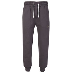 Money Men's Metal Badge Sweat Pants - Dark Grey