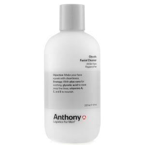 Anthony Logistics for Men Glycolic Facial Cleanser (237ml)