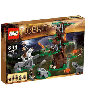 LEGO The Hobbit: Attack of the Wargs  (79002)