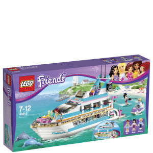 LEGO Friends: Dolphin Cruiser (41015)