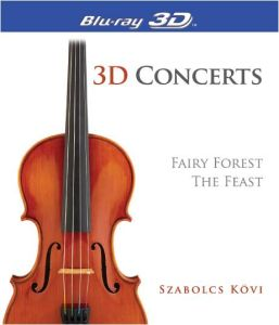 3D Concerts: The Fairy Forest and The Feast
