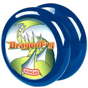 Duncan Dragonfly Yo-Yo - Blue