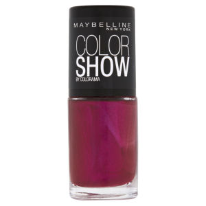 Maybelline New York Color Show Nail Lacquer - 354 Berry Fusion 7ml