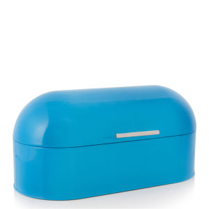 Cook In Colour Dome Bread Bin - Blue