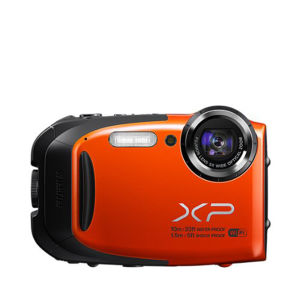Fujifilm FinePix XP70 Tough Outdoor Digitalkamera (16MP, 5x Optischer Zoom) - Orange