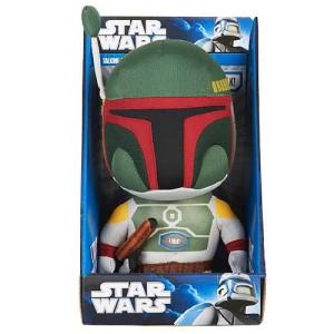 Star Wars - Boba Fett Talking Plush - 9 Inch