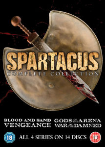 Spartacus - De Complete Verzameling