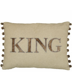 Torba Linen King Cushion