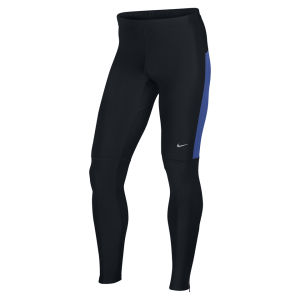Nike Men's Filament Tights - Black/Blue
