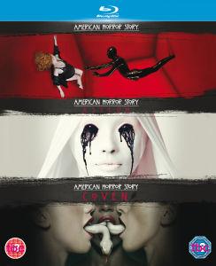 American Horror Story - Season 1-3