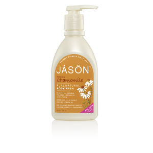 Jason Relaxing Chamomile Satin Body Wash Pump (887ml)