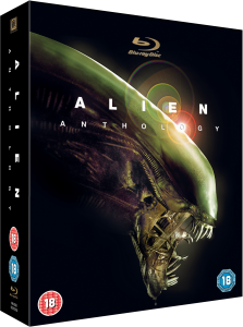 Alien Anthology Box Set