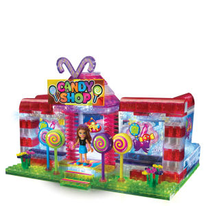 Lite Brix Lite Up Candy Shop