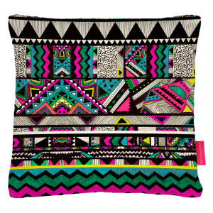 Ohh Deer Fiesta Patterned Cushion