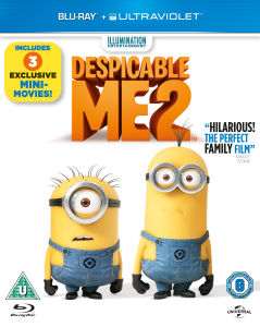 Despicable Me 2 (Includes UltraViolet Copy)
