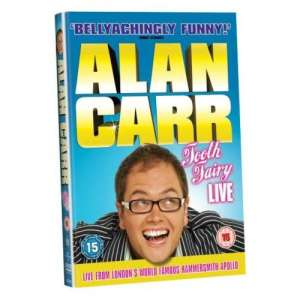 Alan Carr- Tooth Fairy - Live