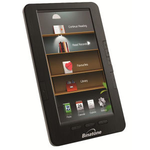 Binatone ReadMe Colour 7 Inch TFT Slim eReader