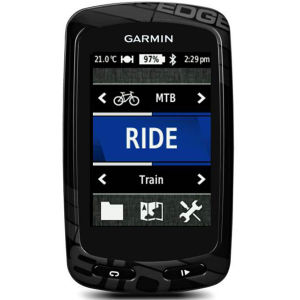 Garmin Edge 810 Cycle Computer (Heart Rate, Speed/Cadence and MicroSD - City Navigator NT, Europe and G.B.)
