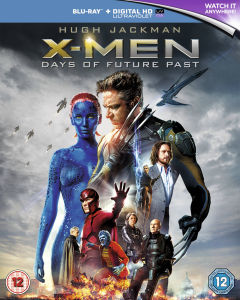 X-Men: Days of Future Past (Inclusief UltraViolet Copy)