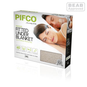 Pifco P49002 Kingsize Fitted Electric Under Blanket