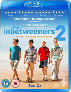 The Inbetweeners 2
