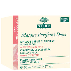 NUXE Masque Purifiant Doux - Clarifying Cream-Mask (50ml)
