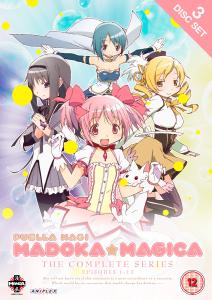 Puella Magi Madoka Magica - Complete Serie