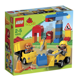 LEGO DUPLO: My First Construction Site (10518)