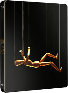 The Game - Zavvi Exclusive Limited Edition Steelbook