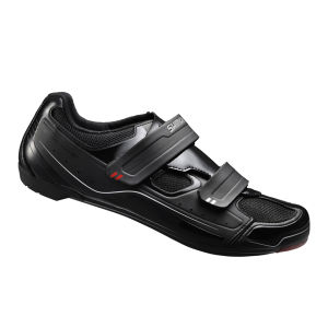 Shimano R065 Road Cycling Shoes - Black