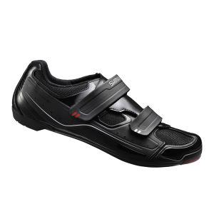 Shimano R065 Road Cycling Shoes - Black