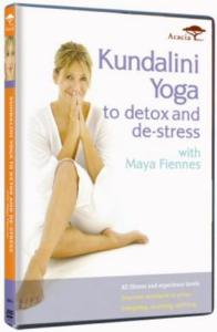 Kundalini Yoga - To Detox And Destress