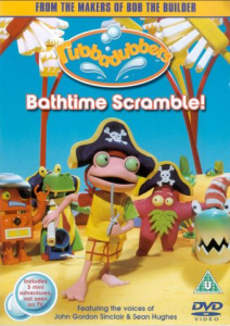 Rubbadubbers - Bathtime Scramble!