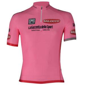 Santini Giro Leader SS Cycling Jersey - 2013