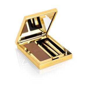 Elizabeth Arden Beautiful Colour Browshaper and Eyeliner 2.7g Ebony