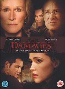 Damages - Seizoen 2 - Compleet