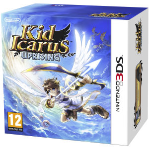 Kid Icarus: Uprising (Includes Free Game and 3DS Stand)