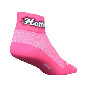 SockGuy Women's Hottie Cycling Socks