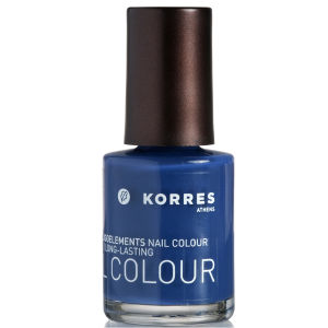 Korres Nail Colour - Blueberry 89
