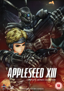 Appleseed XIII - The Complete Series