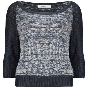 Sessun Women's Home Studio Jumper - Indigo Blue