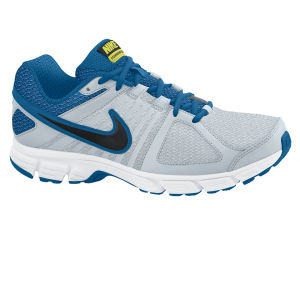 Nike Men's DownShifter 5 Running Shoes - Pure Platinum