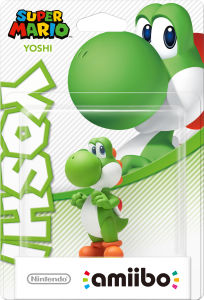 amiibo Super Mario Collection - Yoshi