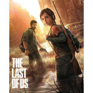 The Last of Us Key Art - Mini Póster - 40 x 50cm