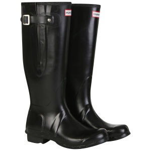 Hunter Women's Original Adjustable Wellies - Black