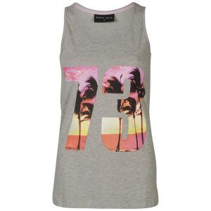 Damned Delux Women's 73 Malibu Summer Vest - Grey
