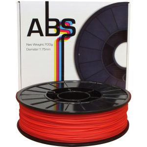Denford ABS Filament - Red