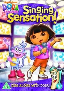 DoraThe Explorer: Singing Sensation